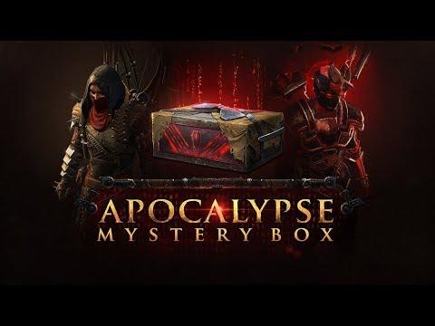 The Apocalypse Mystery Box