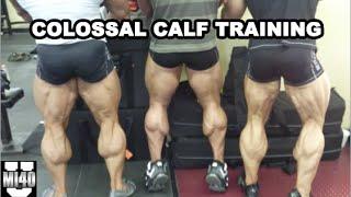 Colossal Calf Training | MI40 University - Ben Pakulski
