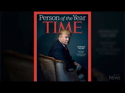Trump wins so big as TIME