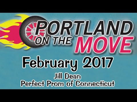 Portland On The Move, February 2017 Edition, Jill Dean Perfect Prom of Connecticut