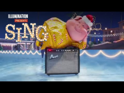Happy Holidays From Sing - In Theaters December 21