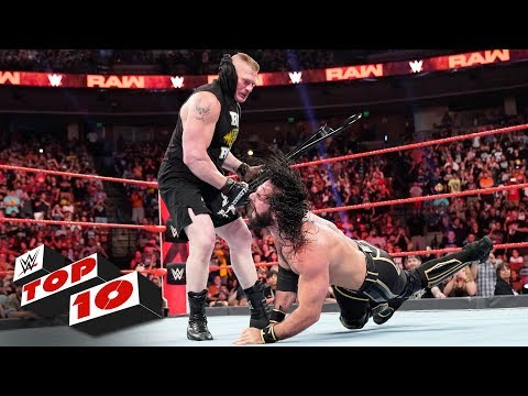 Top 10 Raw moments: WWE Top 10, June 3, 2019