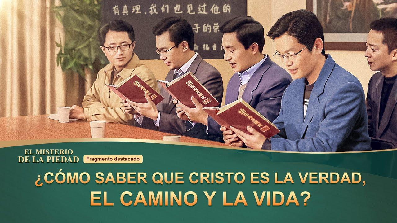 """Fragmento 5 de película evangélico """"El misterio de la piedad"""": ¿Cómo saber que Cristo es la verdad, el camino y la vida? (Español Latino)"""
