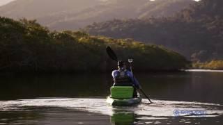 Fishermen Чарльз - Дебют Kayak Fishing Samurai від Brudden Морський