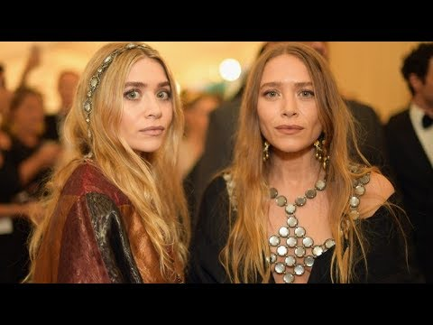 01 May 18: Mary-Kate & Ashley Olsen attend the Costume Institute Gala