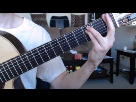 Amr DiabEl Leila Guitar Tutorial