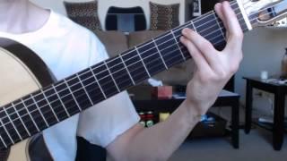 Amr Diab     El Leila Guitar Tutorial