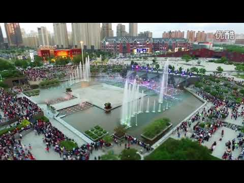 Aerial Harbin (→_→)哈尔滨群力周边(黑龙江省China Heilongjiang Province)