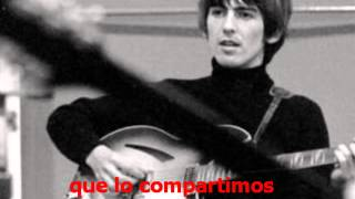 George Harrison - Your love is forever Subtitulada