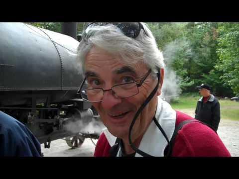 Lombard Steam Log Hauler Running at Living History Days