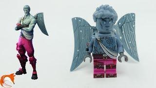 LEGO Fortnite Love Ranger Skin MOC Minifigure - Valintines Day LOL