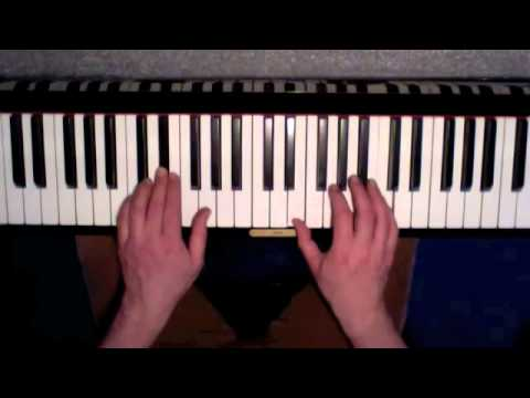 Boogie No.1 - Gerald Martin, easy piano Boogie