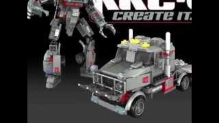 KRE-O Transformers Megatron Digital Build (30688)