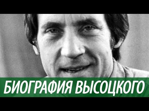 ВЫСОЦКИЙ биография. Краткая