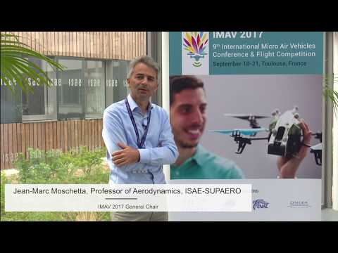 IMAV 2017 - International Micro Air Vehicle Conference and Competition