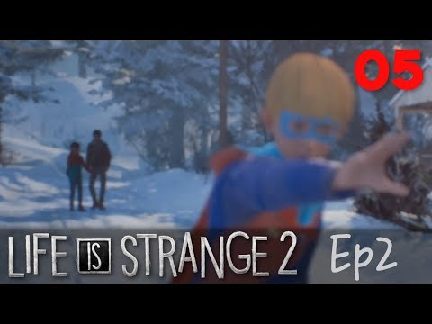 Life is Strange 2 Ep2 | 05 |  LE SACRIFICE !!! O_o thumbnail