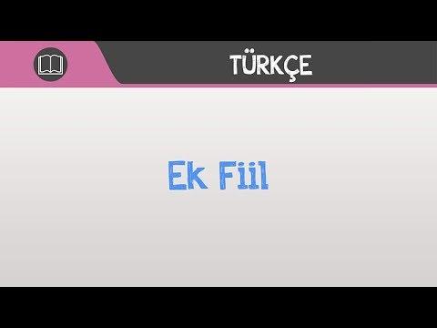 Ek Fiil