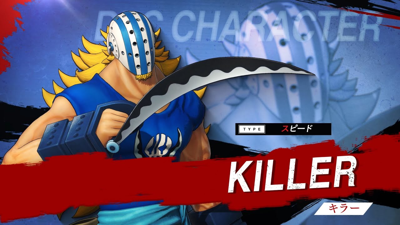 One Piece: Pirate Warriors 4 Killer DLC Gameplay Trailer - Siliconera
