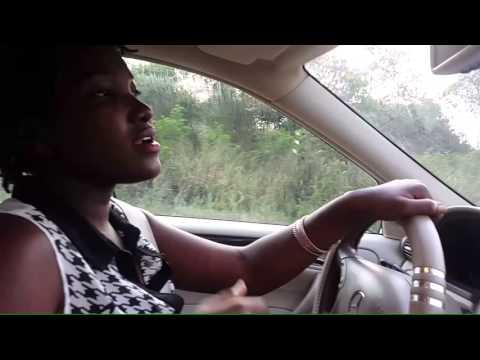 Ebony - Tip Toe Lane freestyle