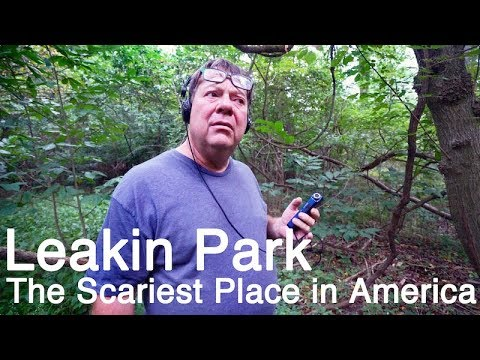 Baltimore's Leakin Park : The Scariest Place in America / A