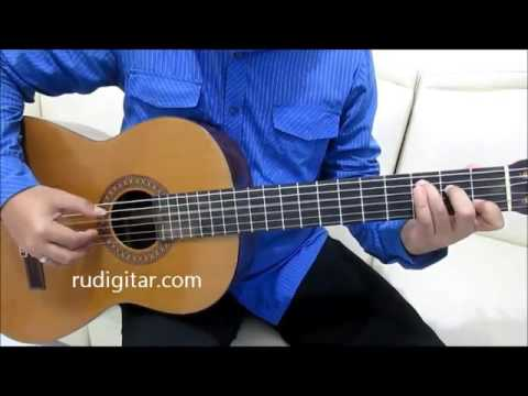 Belajar Kunci Gitar Peterpan Ayah ( feat. Candil ) Intro Versi Asli