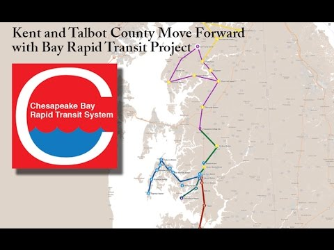 Kent and Talbot County Move Forward with Bay Rapid Transit Project