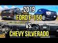 BEST AMERICAN TRUCK -- 2019 Chevy Silverado vs. 2019 Ford F-150: Comparison