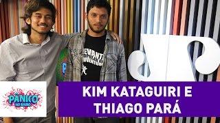 Kim Kataguiri e Thiago Pará - Pânico - 15/12/16