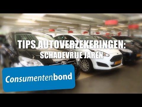 schadevrije jaren autoverzekering tips consumentenbond