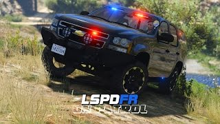LSPDFR - Day 292 - Off-Road Police Tahoe