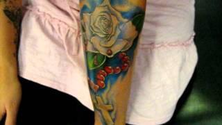 Crazy Ink Tattoo Neuwied Koblenz Rosenkranz