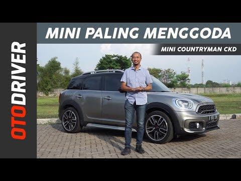 Mini Countryman CKD 2018 Review Indonesia | OtoDriver