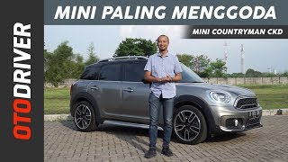 Mini Countryman CKD 2018 Review Indonesia  OtoDriver