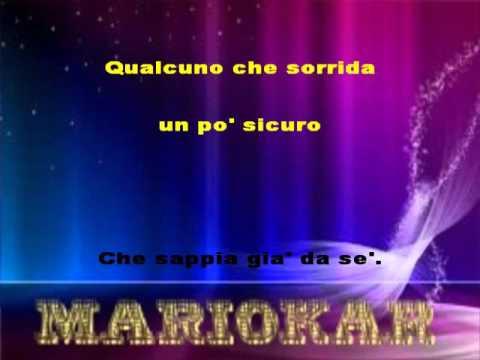 Mia Martini   E non finisce mica il cielo karaoke