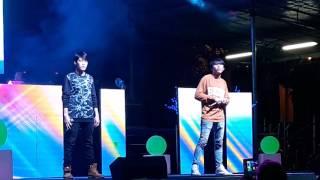 演唱歌手: 王伟良和黄振隆 演唱歌曲: 今仔日