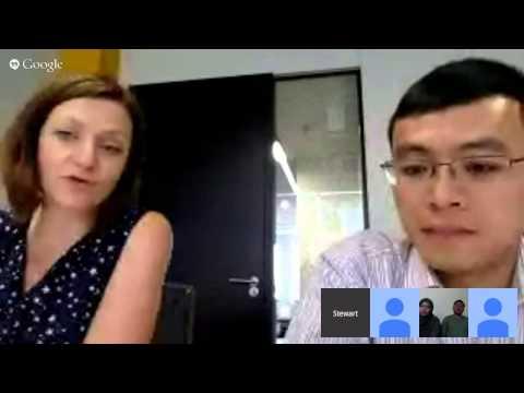 Google Hangout Birmingham W/ Overseas Student Living