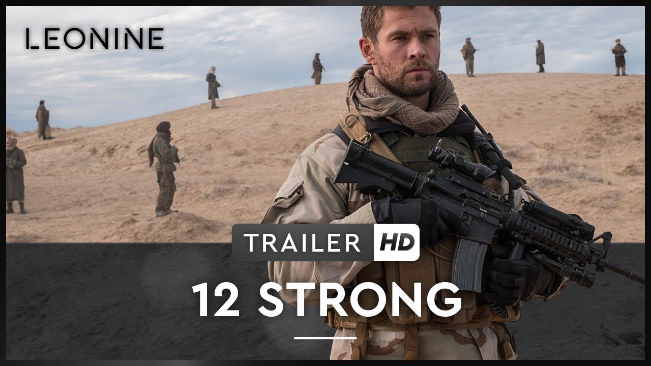 Operation 12 Strong Stream Deutsch