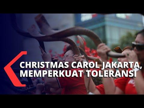 Christmas Carol Di Jakarta, Memperkuat Toleransi Antar Warga