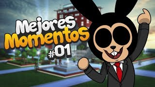 ROBLOX: MEJORES MOMENTOS iTownGamePlay #1