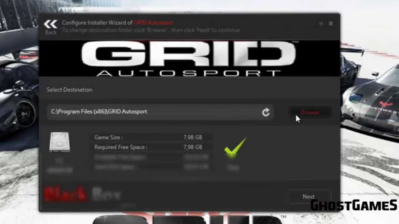 How To Download And Install GRID AUTOSPORT 2014