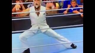 Shawn Michael returns to WWE Summerslam 21st August 2017 as KFC Owner