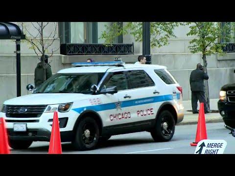 RAW VIDEO: Former President Barack Obama Arrives For Jury Duty