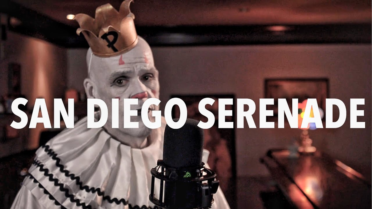 San Diego Serenade - Tom Waits Cover - Streaming Show