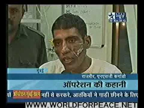 NSG commando narrate how Mumbai Terror Attack was dealt