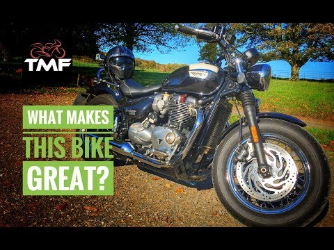 2018 Triumph Speedmaster Review | What's So Special About This Machine?