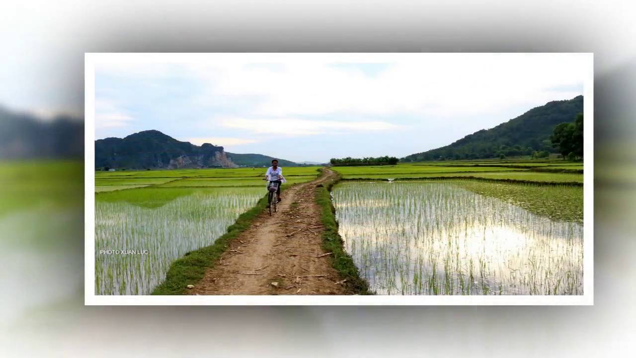 Những bức ảnh về quê hương Thanh Hoá – Tác giả Xuân Lục