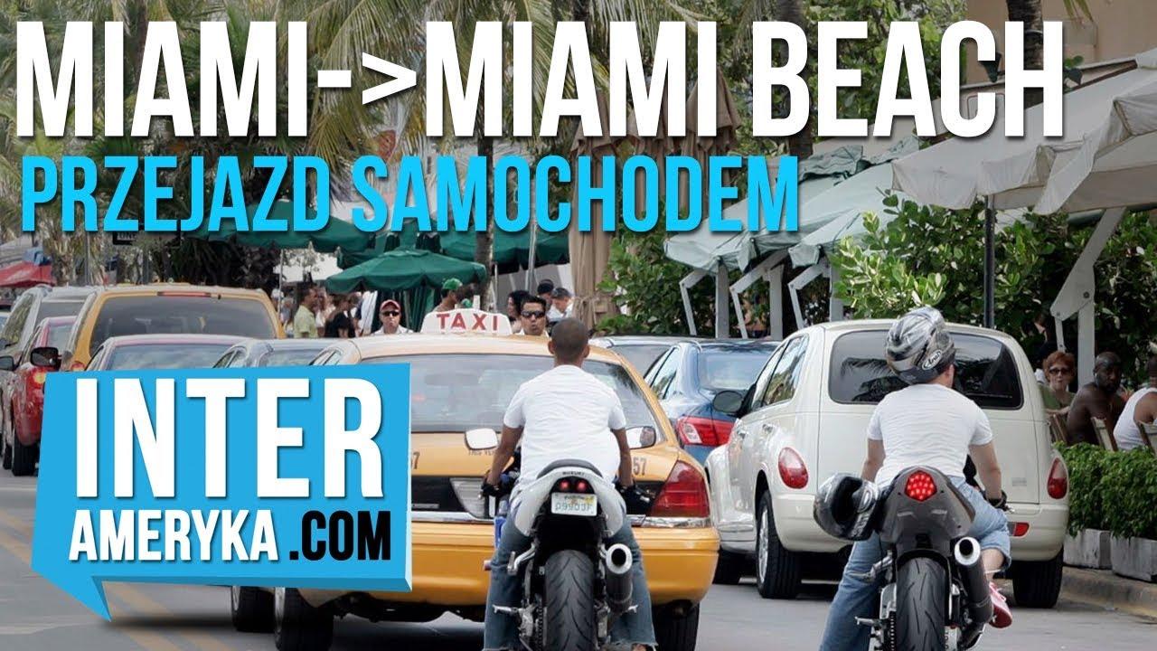 Podłączyć plażę Miami