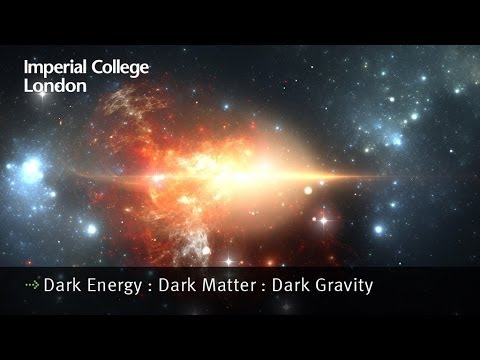 Dark Energy : Dark Matter : Dark Gravity