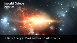 Dark Energy : Dark Matter : Dark Gravity thumbnail