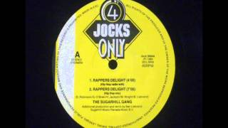 Rappers Delight (Ben liebrand remix) - Sugarhill gang
